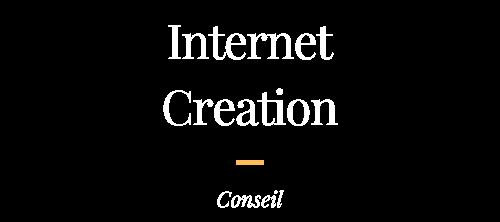 Internet conseil creation